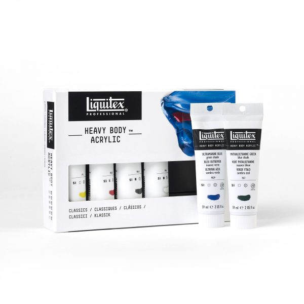 colart set liquitex 1